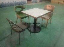港式茶餐厅桌椅订做_客户首件