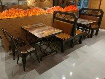 <b>惠州愿者上钩餐厅在众美德定制一批餐桌椅沙发</b>